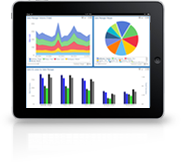 Business Dashboards on Mobile