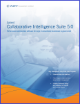 Collaborative Intelligence Suite 5.0 Brochure