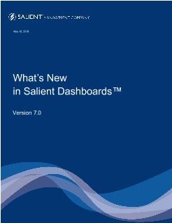 SDM v7: What's New